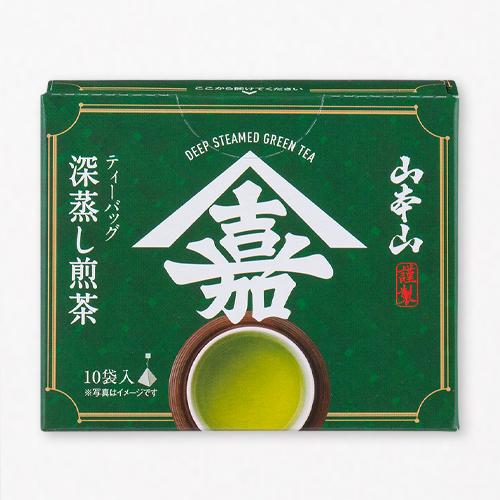 深蒸し煎茶ティーバッグ