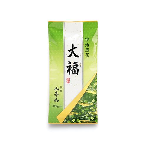宇治煎茶大福