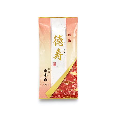 冬季限定煎茶徳寿