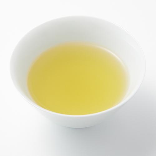 ふじヱ茶房壱号 宇治煎茶 水色