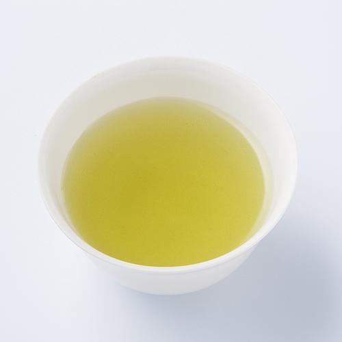 深蒸し煎茶 お茶の色